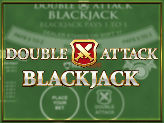 Double Attack Blackjack